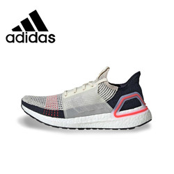 Genuine Authentic Adidas UltraBoost 19 UB19 Unisex Running Shoes Comfortable Breathable Outdoor Sports Shoes Fashion B37704