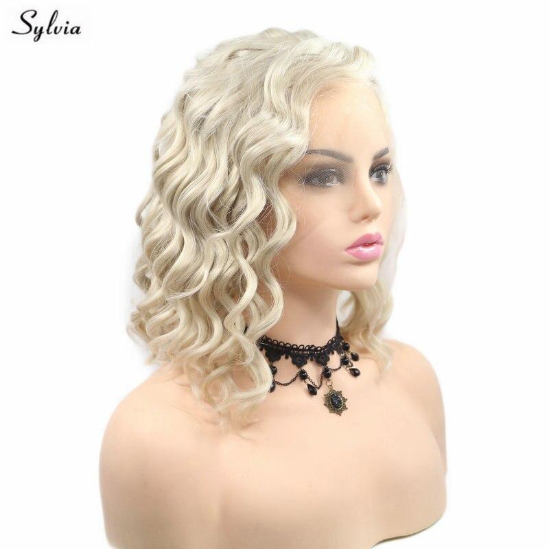Aliexpress Com Buy Sylvia Cosplay Short Water Wave Bob