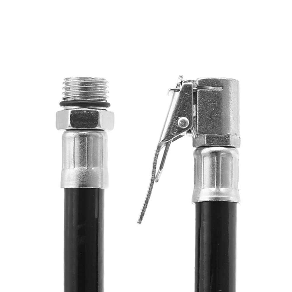 ضواغط هوائية نفخ الزنك سبيكة سيارة نافخة خرطوم مرنة كليب على الهواء الإطارات تشاك أداة المرآب أدوات تجهيز C45