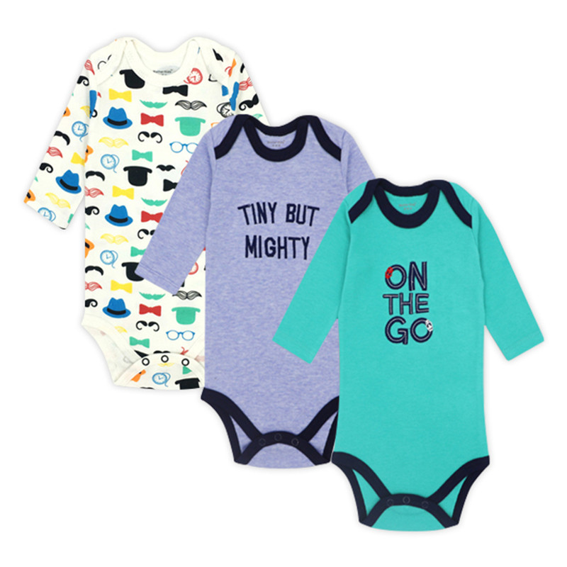 Newborn Baby Long Sleeve Romper Christmas Baby Clothes Autumn Soft Infant Clothing Cartoon Letter Toddler Baby Boy Jumpsuit summer baby clothes babys romper newborn toddler infant baby boy girl letter print short sleeve jumpsuit romper clothes je13 f