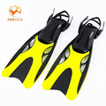 Professional scuba Diving Fins adult Adjustable Swimming shoes Silicone long Submersible Snorkeling Foot monofin Diving Flippers