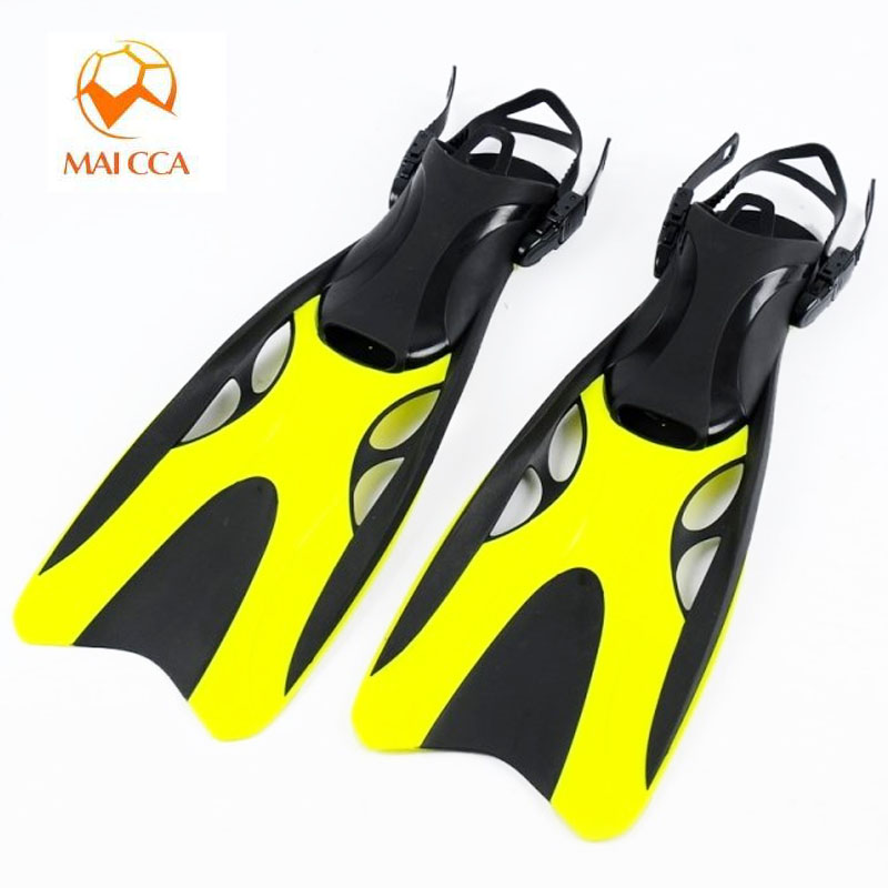 все цены на Professional scuba Diving Fins adult Adjustable Swimming shoes Silicone long Submersible Snorkeling Foot monofin Diving Flippers