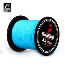 Great Discount!! hot Bearking  500m 10LB – 80LB Braided Fishing Line PE Strong Multifilament Fishing Line Carp Fishing Saltwater