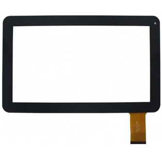 New JQ10001FP Capacitive touch screen panel Digitizer Glass Sensor replacement For 10.1 inch Tablet Free Shipping new touch screen glass panel for fp vm 4 s0 repair