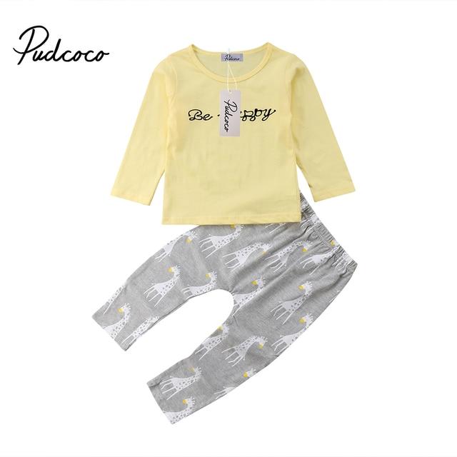 4e65938c8 Aliexpress.com   Buy 2Pcs Causal Newborn Toddler Infant Baby Boy ...