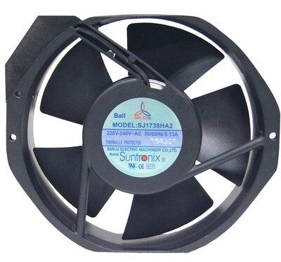 SJ1725HA2 Taiwan Three Giant HA2 Fan AC220V UPS Inverter Cooling Fan 110V 17238