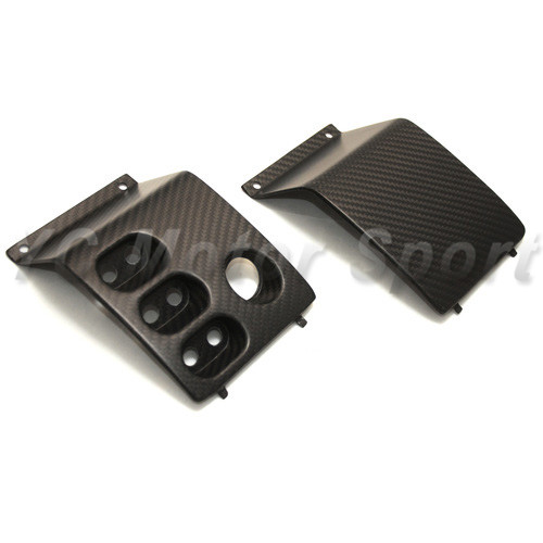 2008-2011 Lotus Exige S2 Elise S2 Switch Panel Insets Replacement DCF (4)