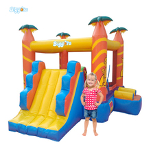 Custom Inflatable Play Land Bounce Castle Jumper Game for Kids