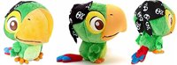 New Junior Jr Jake And The Never Land Neverland Pirates 5 Inches Skully Plush Stuffed Doll