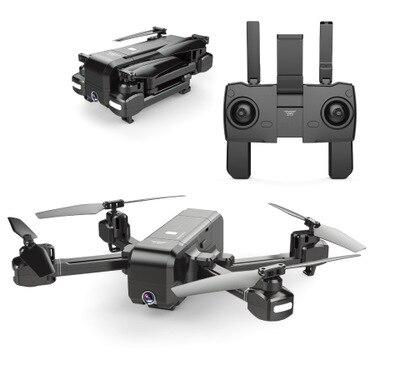 2019 plus récent 720 P/1080 P pliage fait HD caméra aérienne reconnaissance gestuelle GPS Intelligent suivant Drone VS H51 E58