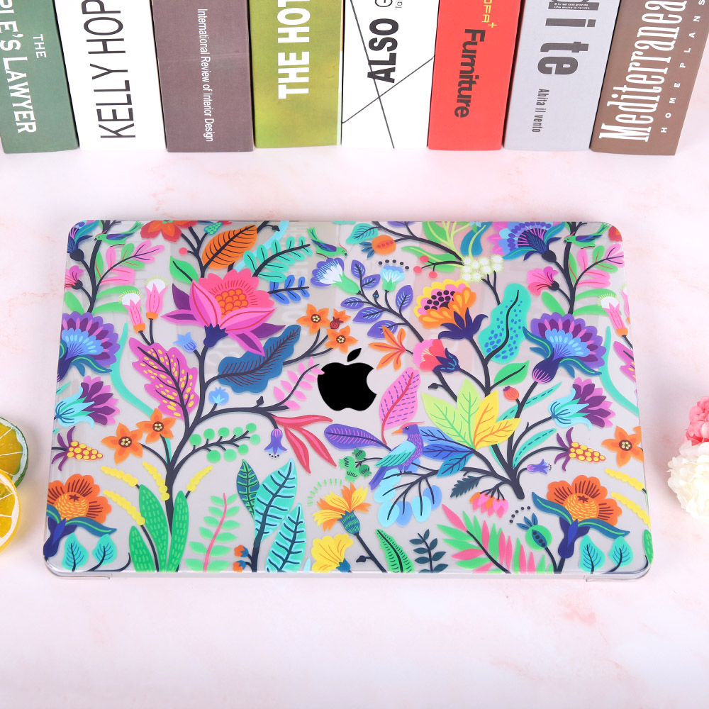 Floral Case for MacBook 146