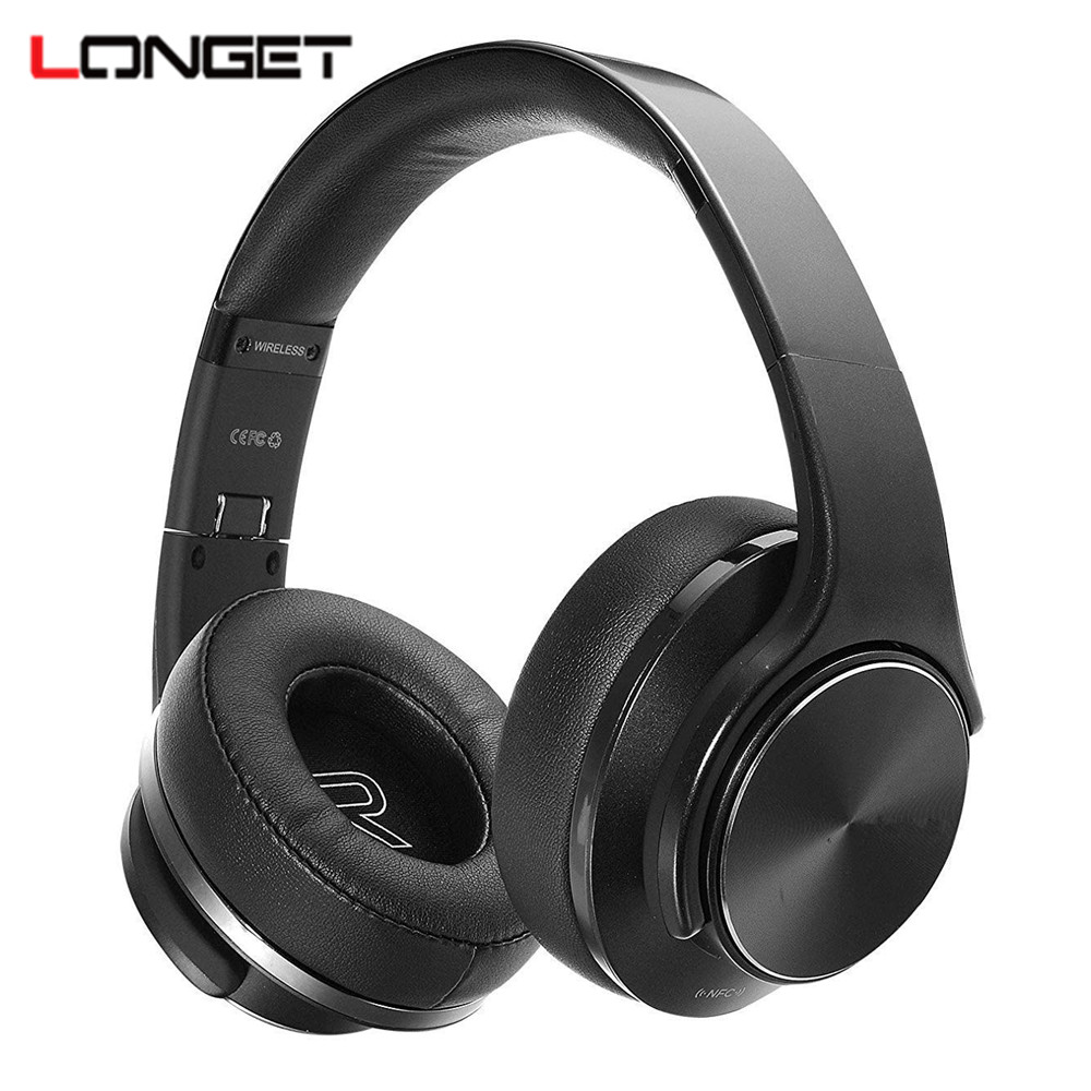 2 in 1 Bluetooth Headphones Over Ear with Speaker Wireless Headphones Foldable Stereo Headset support Wired