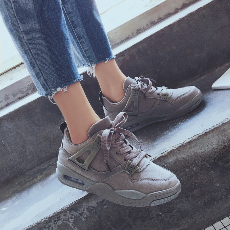 Fashion Sneakers 2018 Autumn Casual Shoes Woman Comfortable Breathable Flats Female Platform Sneakers Women Chaussure Femme