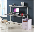 Computer Desks Commercial Office home Furniture wooden+steel tube Computer Desks lifting adjustable whole sale hot can customize