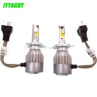 Car Headlight LED C6 H7 H8 H9 H11 H13 9005 9006 9004 H4 H3 H1 880