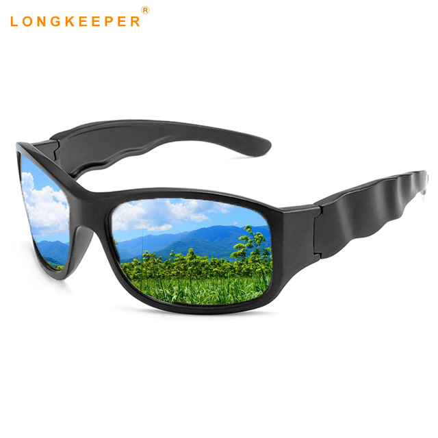 9f60affa8ae New Men Polarized Driving Sunglasses Ultralight Outdoor Sports Night Vision Glasses  Polarized Sunglasses Men Eyewear UV400