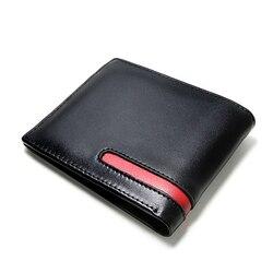 كاهان جلد أصلي للرجال محفظة سيارة سائق رخصة حامل محفظة بطاقة الائتمان لسيارات BMW E46 E60 E90 F10 E64 E91 E39 F10 F20 F30