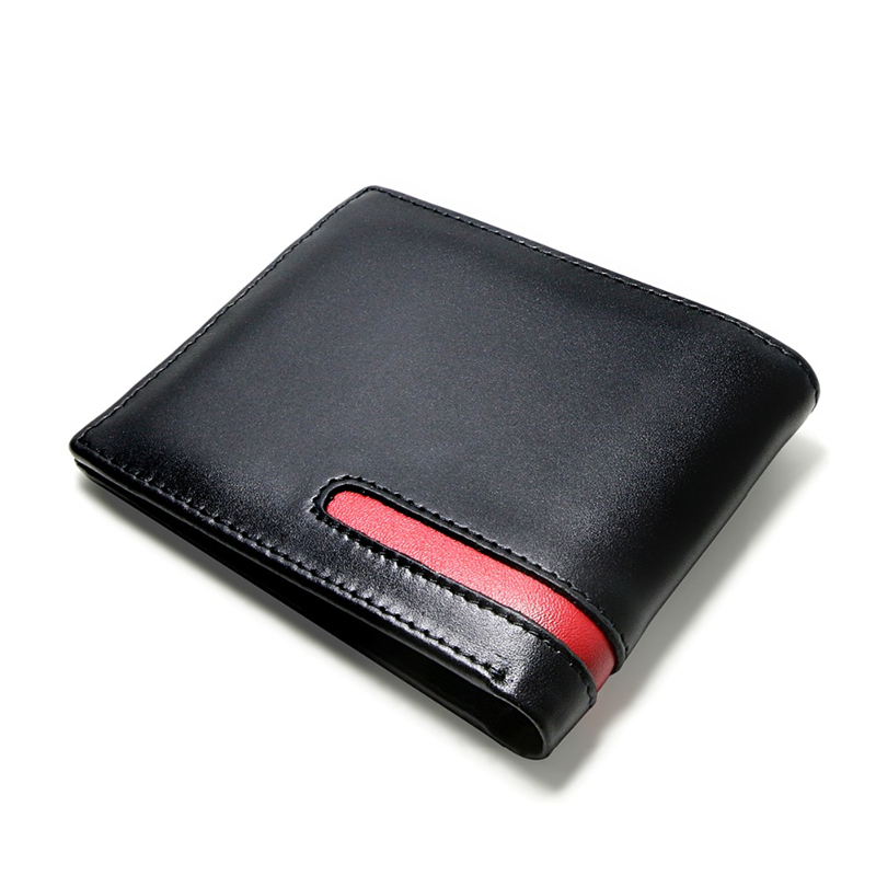 KAHANE Genuine Leather Men Wallet Car Driver License Holder Credit Card Wallet For BMW E46 E60 E90 F10 E64 E91 E39 F10 F20 F30