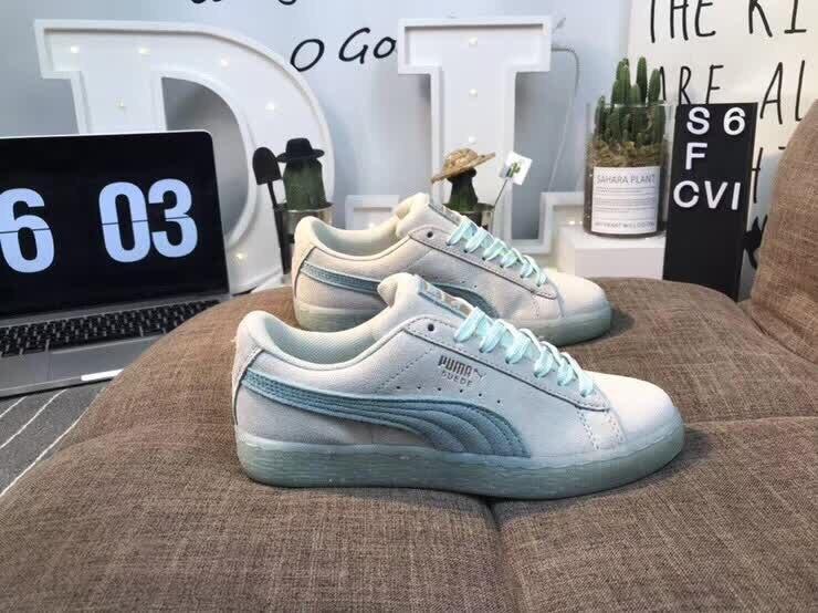 cc9b6c202a78 Original PUMA Unisex Suede Classic CITI Heritage Basket Classic Rudolf  Dassler Sneakers Badminton Shoes Size 36-40