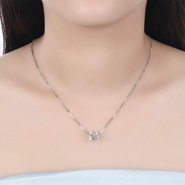 Высокое качество подвески из серебра ожерелья ювелирные изделия
