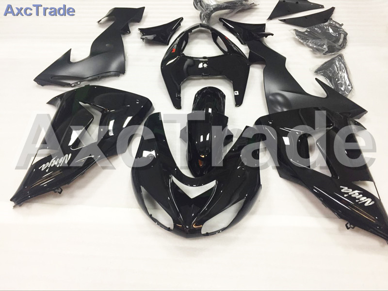 Motorcycle Fairings Kits For Yamaha YZF600 YZF 600  R6 YZF-R6 2008-2014 08 - 14 ABS Injection Fairing Bodywork Kit Black A895 injection molding bodywork fairings set for yamaha r6 2008 2014 blue white black full fairing kit yzf r6 08 09 14 zb77