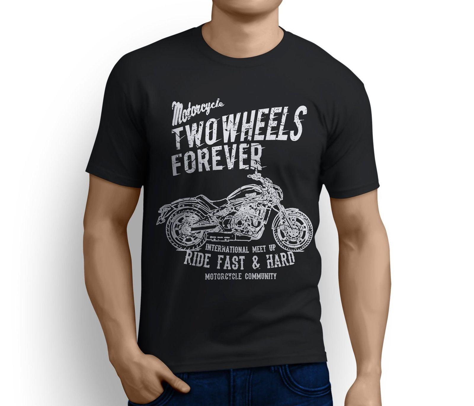 2018 Hot Sale Japanese Motorbike Vulcan S 2017 Inspired Motorcycle Fan Art T-shirts Tee shirt