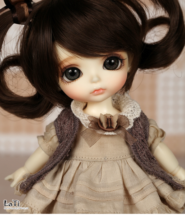 1/8 scale BJD about 15cm pop BJD/SD cute kid lati sunny Resin figure doll DIY Model Toys gift.Not included Clothes,shoes,wig