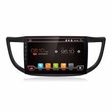 10 дюймов Android 6.0 4 ядра 1024*600 Fit Honda CRV 2012 автомобильный dvd-навигации GPS Радио