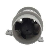 Marine 12V Quiet Blower Water Resistant High Air Flow - 3 Inch Diameter Corrosion Resistant Efficiency цены онлайн