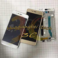 5.2'' New For Asus Zenfone 3 Max ZC520TL X008D X008DB X008DC Full LCD DIsplay + Touch Screen Digitizer Assembly + Frame Cover