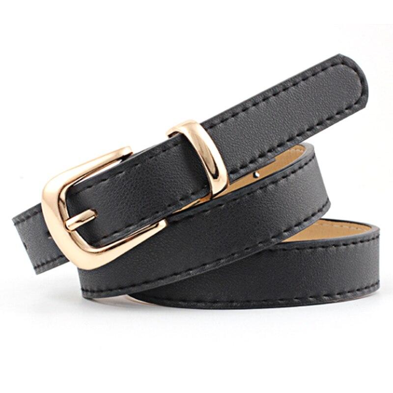 Pu Leder Pin Schnallen Wilden Gürtel Für Frauen Mode Weibliche Kleid Jeans Hosen Taille Gürtel Bund Für Damen Cinturon Mujer