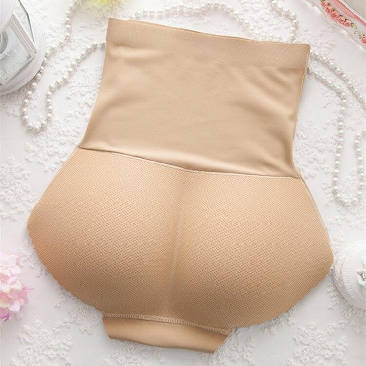 Mulheres calcinha sexy calças fundo nádegas abundantes ass underwear  cintura alta calcinha sem costura cuecas femininas em Cintas e Modeladores-  Feminino de ... 7ad8e111939