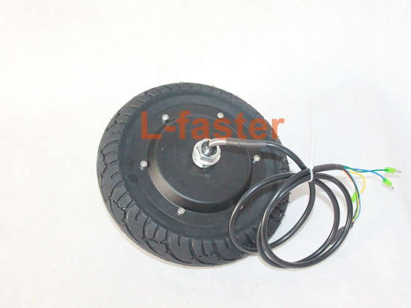 8 inch e-scooter 65mm hub motor kit -4-a