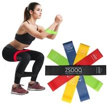 Резинка для фитнеса, резиновая петля, латексные Эспандеры для тренировок, кроссфита, силовых тренировок, йоги, фитнес-оборудования, гимнастический эспандер