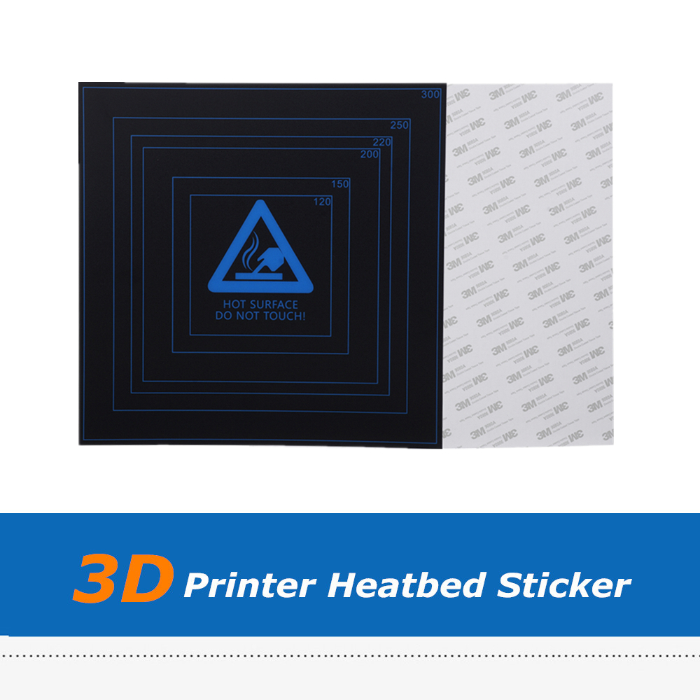 Office Electronics 2pcs* Kossel 3d Printer Round 300mm Issulation Cork Sheet For Heatbed Heat Bed Hot Plate Round 300 Mmfor 3d Printer Buy One Get One Free