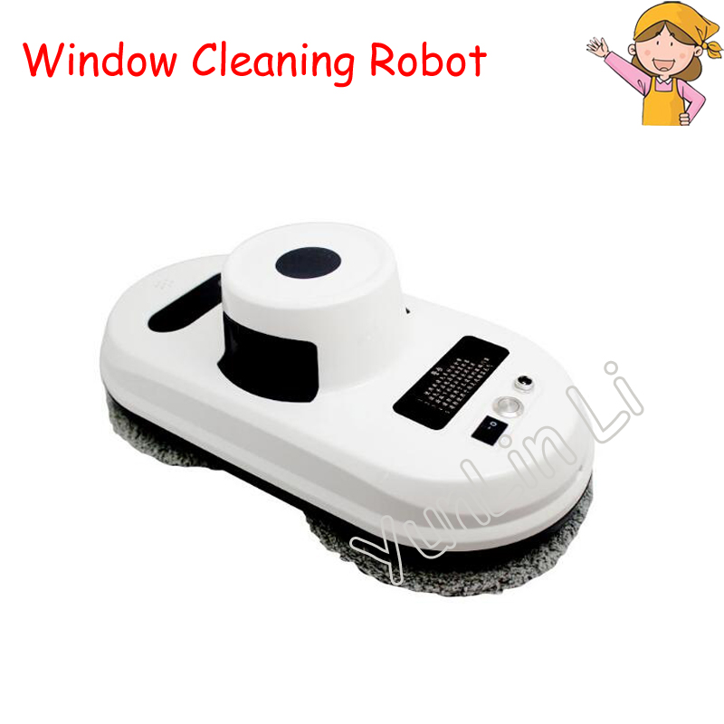Robot Vacuum Cleaner Automatic Window Cleaning Robot Smart Window Glass Flooor Cleaner Control Robot Vacuum Cleaner window cleaner robot w830 full intelligent automatic window cleaning robot framed and frameless surface both appliable