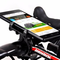GUB G-86 Universal Bike Phone Stand Aluminum Bicycle Handlebar Mount Holder for iPhone Samsung XiaoMi Cycling Accessories