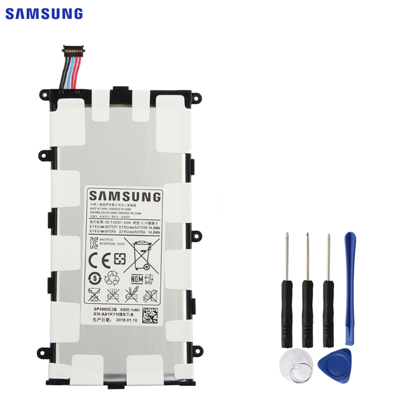HOT SALE] Original Samsung Tablet Battery For Samsung GALAXY
