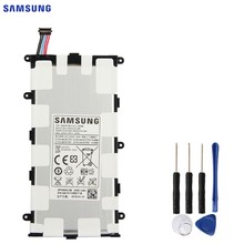 SAMSUNG batería de repuesto Original SP4960C3B para Samsung GALAXY Tab 7,0 Plus P3110 P3100 P6200 P6210 tableta batería 4000 mAh(China)