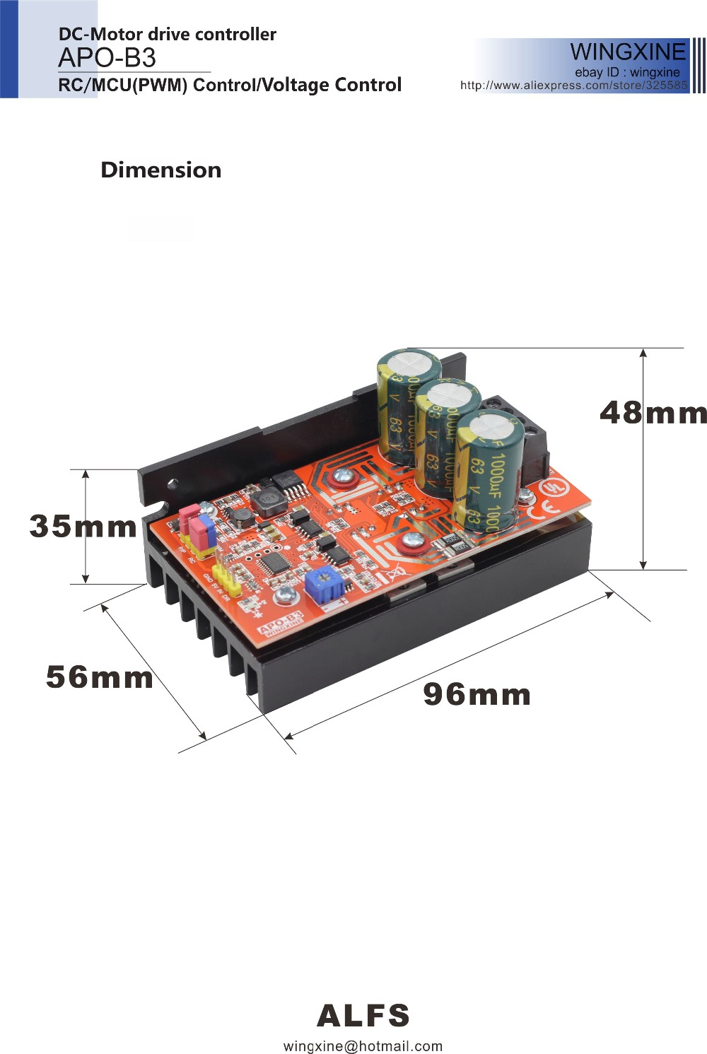 rc speed controller 05