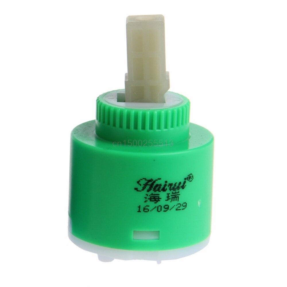 Binghotfire 3 Color LED Light Change Faucet Water Tap Temperature Sensor Water Faucet Green