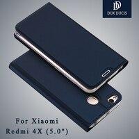 Dux Ducis Xiaomi Redmi 4x Case Wallet Leather Case Xiaomi Redmi 4x Pro Prime Stand Flip
