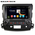 Car GPS Stereo DVD Quad Core 1024*600 Android 5.1.1 For Mitsubishi OUTLANDER XL 2006-2012 Car DVD Player GPS Navigation Headunit