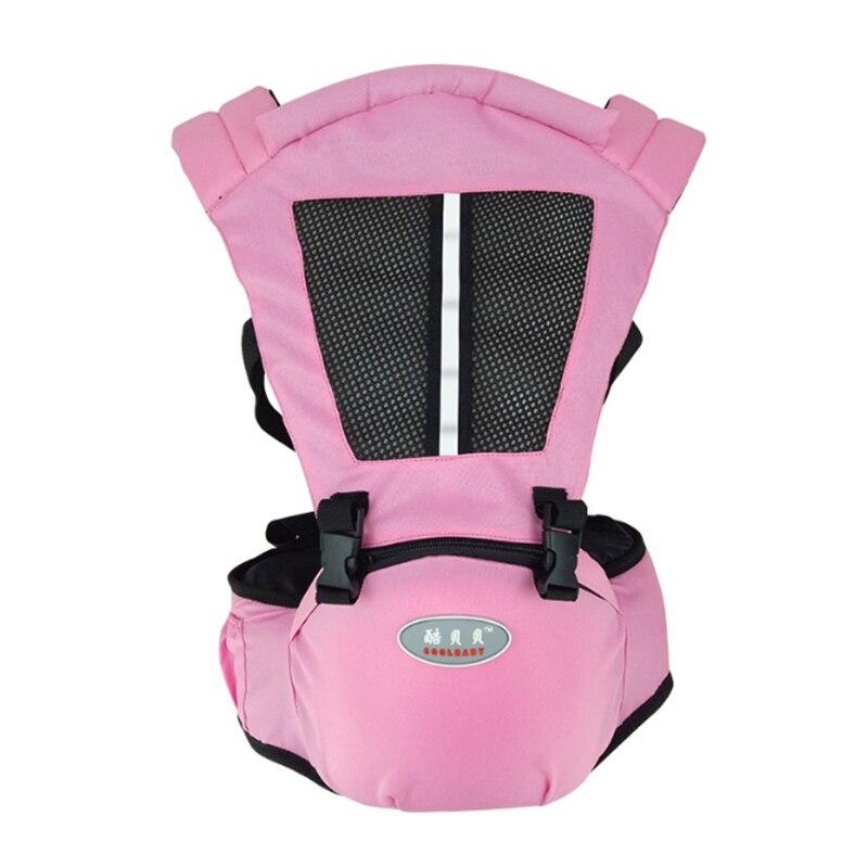 Kid Activity Gear Backpack Baby Kid Toddler Newborn Waist Hip seat Hip Seat Wrap Carrier Belt Sling Backpack Five Colors