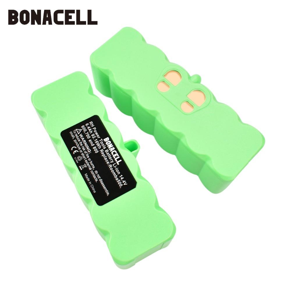 6400 mAh Batterie pour iRobot Roomba 500 600 700 800 900 Série Aspirateur iRobot roomba 600 620 650 700 770 780 800