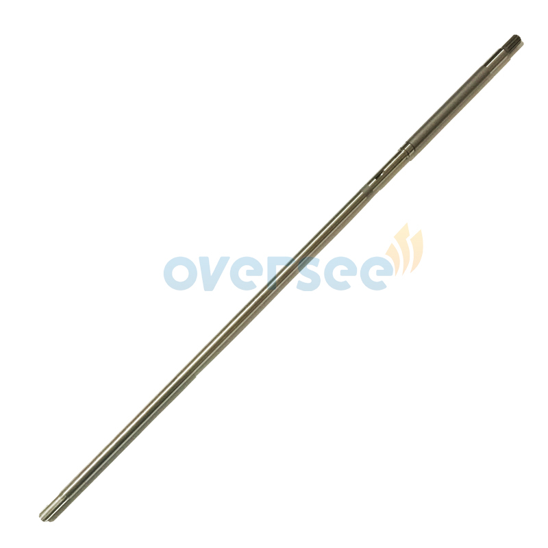 ФОТО 57100-93902 Driver Shaft Assy (L) For Suzuki 2Stroke DT15 DT9.9 Outboard Engine,Boat Motor Aftermarket Parts Long 57100-93901
