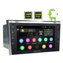 "7""touch ekran JOYING 2 GB 2Din Android 6.0 Radio Samochodowe Do Opel astra GPS radioodtwarzacz stereo dla Opel vectra/Corsa/Algila/Tigra"