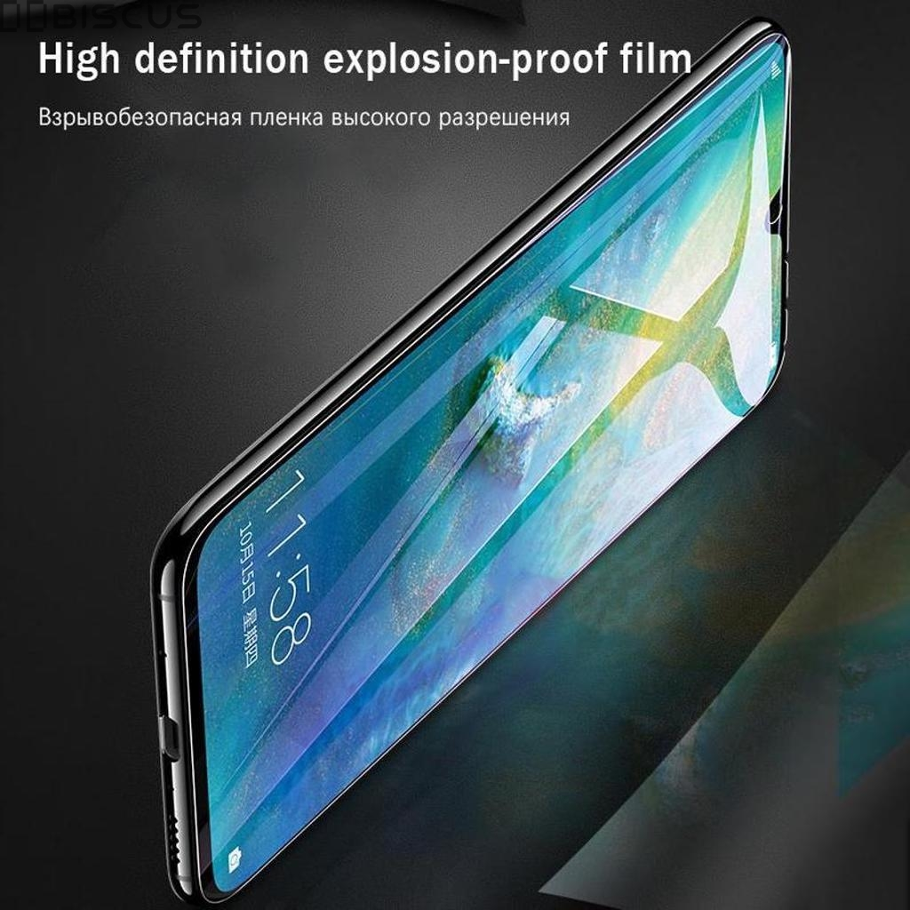 yf Mobile Screen Protective Film 25 PCS for Galaxy A10 Anti-Glare Full Screen Tempered Glass Film Black