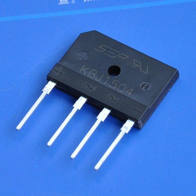 Singlephase Bridge Rectifier Electronics Project
