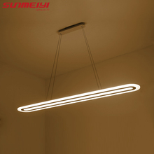 Modern LED Simple Pendant Lights For Living Room Dining room Lustre Pendant Lamp Hanging Ceiling Fixtures